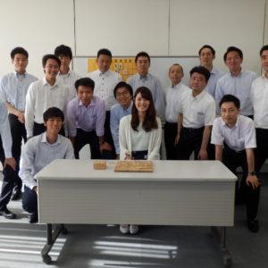 エコプラン西日本将棋部写真