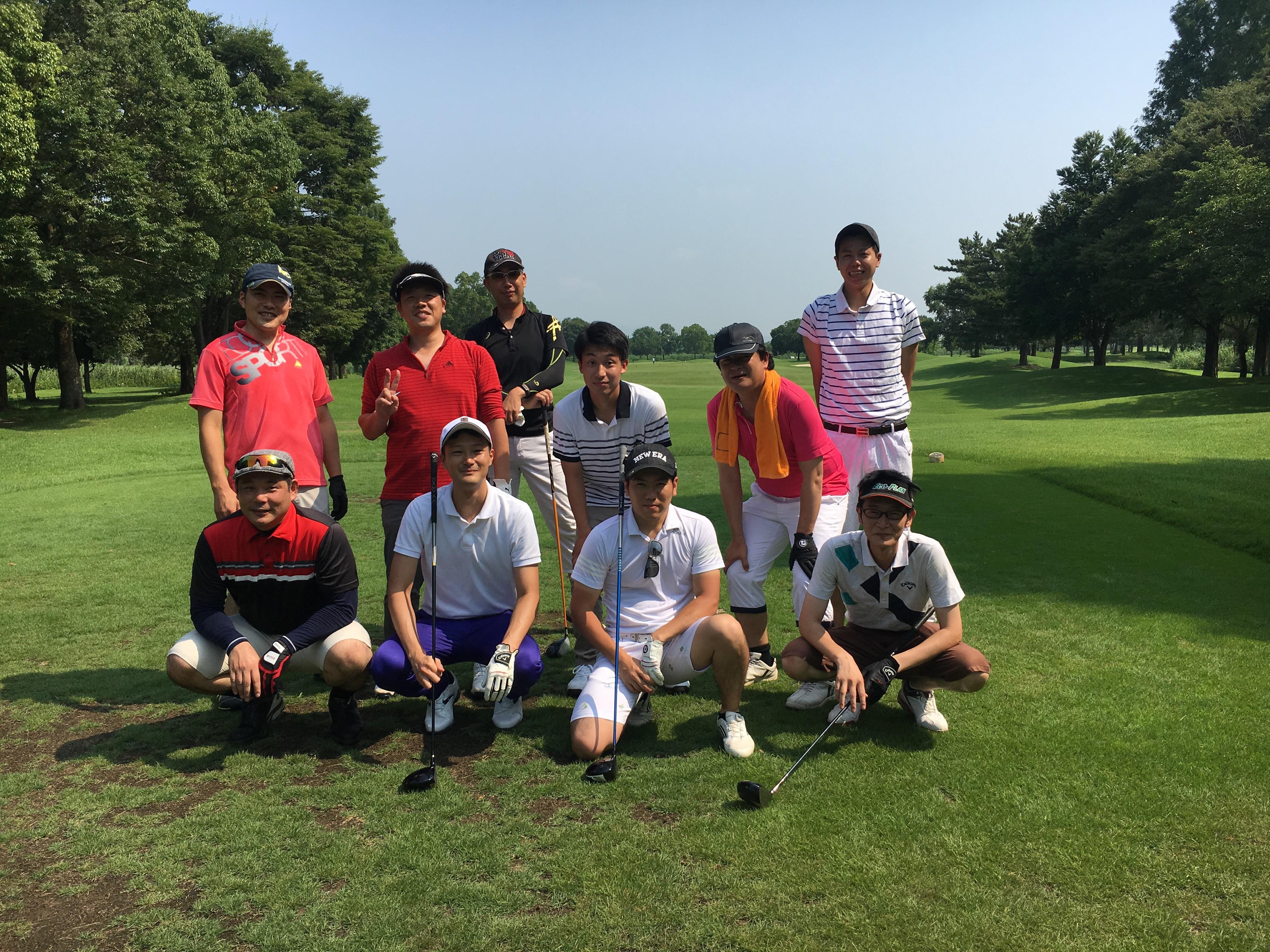 エコ・プラン ゴルフサークル