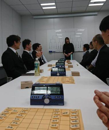 将棋部社内トーナメント