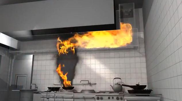 厨房ダクト火災 防ぐにはどうす...