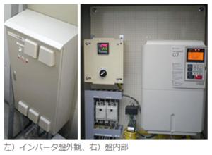 送風機 吸収式冷温水発生機 事例
