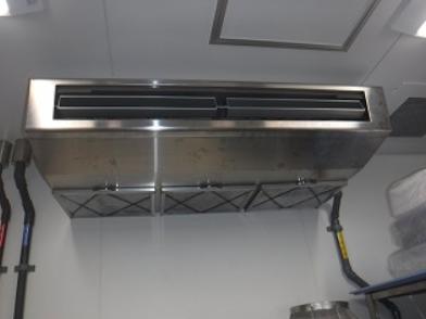 厨房用エアコン2