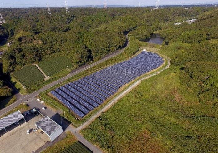再生可能エネルギー100%電力源