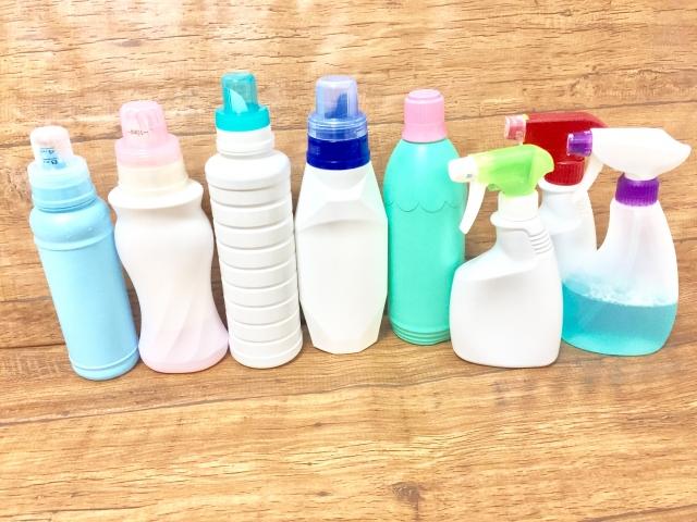 市販の殺菌除菌イメージ